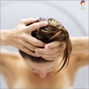 Honey mask for dry hair