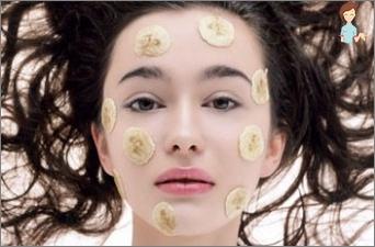 Raminantis kaukė bananų