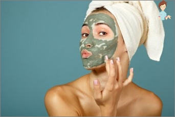 The mask for dry skin with essential oil