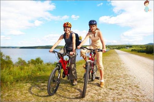 Touring bike for women