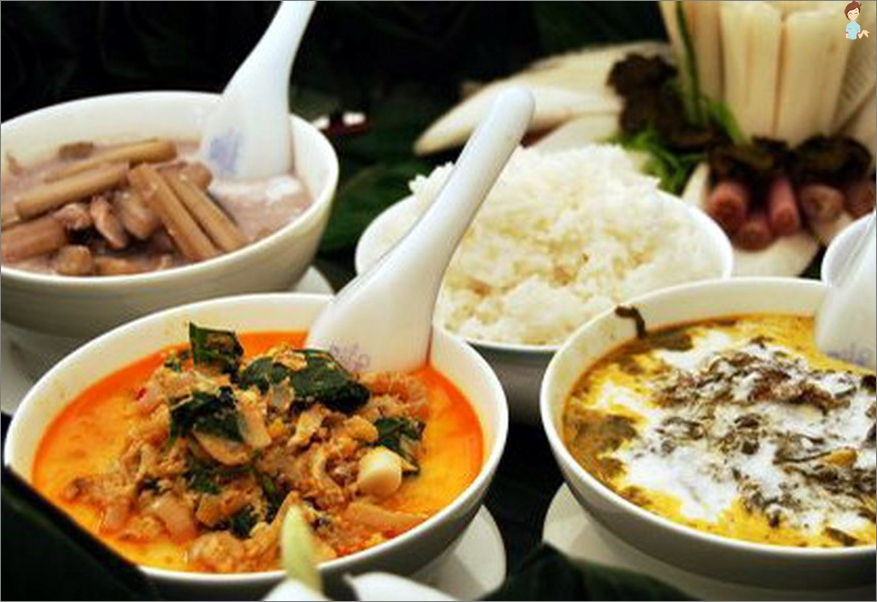 Best Countries for culinary travel - Thailand