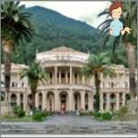 Abkhasia i begynnelsen av juni