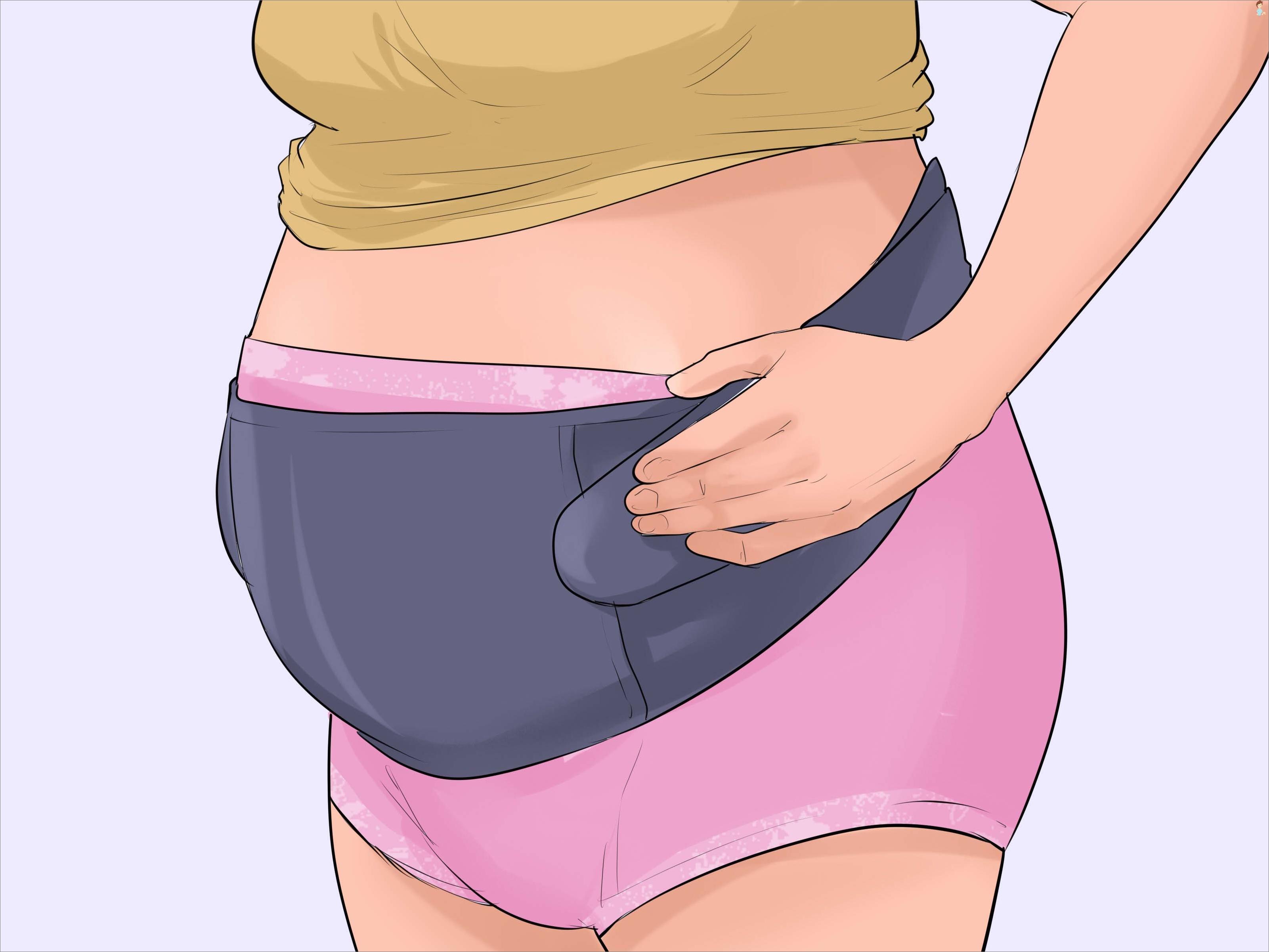 rygsmerter gravid