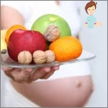 Good and bad fruit in pregnancy