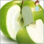 Useful fruit during pregnancy - apples