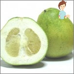 Useful fruit during pregnancy - pomelo
