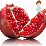 Useful fruit during pregnancy - grenades