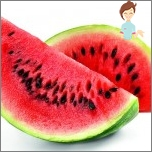 Useful fruit during pregnancy - watermelon