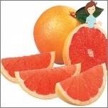 Useful fruit during pregnancy - grapefruit