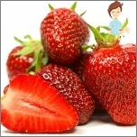 Bad fruit during pregnancy - strawberries