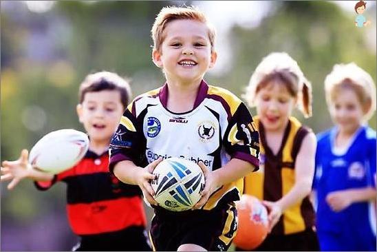 Wie kann man einen Sport für ein Kind in Temperament und Charakter auswählen?