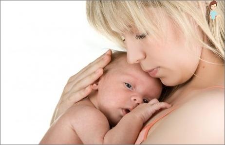 Was ist bei hohen Temperaturen im Neugeborenen zu tun?