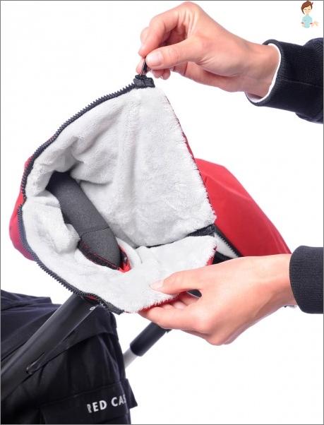 Zubehör Moderne Kinderwagen 2014 für Neugeborene