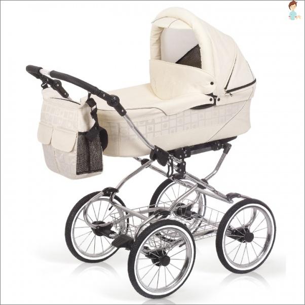 Kindermode-Kinderwagen 2014 Noordline Edel Leder