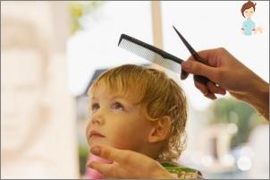 Der erste Haarschnitt des Kindes - Zeichen und Aberglaube