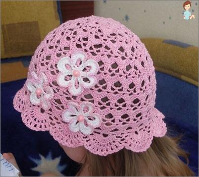 القبعات الصيفية للفتيات