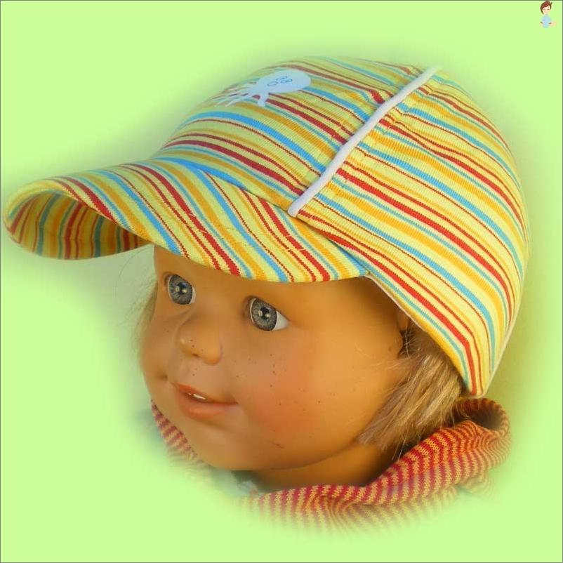 القبعات الصيفية للبنين
