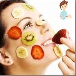 Nützliche Ernährung für Schönheit