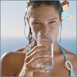 Wasser für Schönheitshaut
