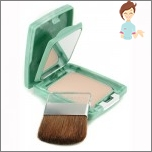 Clinique Fast Pulver Makeup SPF 15