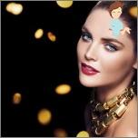 Ideales Makeup 2013 für das Treffen der Schlange