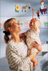 Was gibt, um eine junge Mutter für die Geburt eines Kindes zu geben??