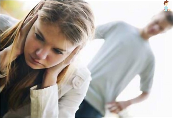 العنف النفسي ضد امرأة في الأسرة