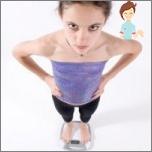 كيفية اكتساب الوزن لامرأة