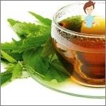 العلاجات الشعبية لرفع الرضاعة - شاي القراص