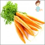 Die nützlichsten Produkte für Frauengesundheit - Karotten
