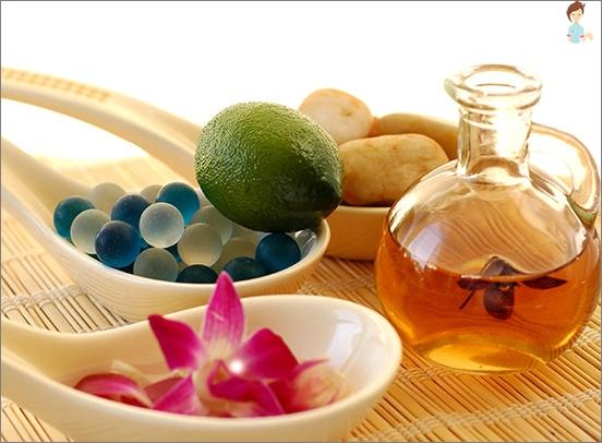Aromatherapie zu Hause