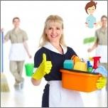Planen Sie die Reinigung Apartments für eine Woche