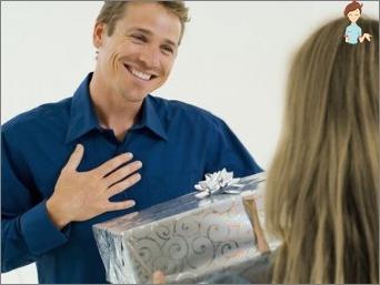 Überraschung für ihren Ehemann