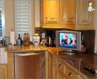 Wie kann man die Küche ausrüsten?