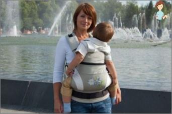 Sling-Rucksack - für ältere Babys