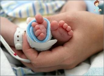 Herzerkrankung in Neugeborenen