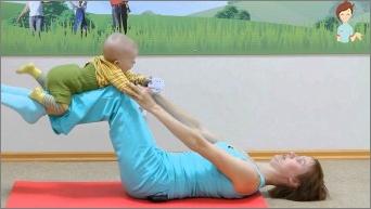 Übungen nach der Geburt: Stärken Sie die Bauchmuskeln und reduzieren Sie das Gewicht