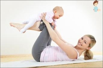 كيفية استعادة الرقم بعد الولادة