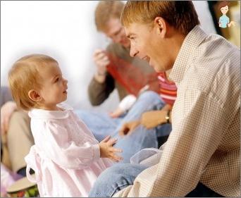 متى يكون الطفل وقت نطق الكلمات الأولى؟
