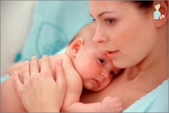 Blutungen nach der Geburt: Wie finde ich eine Bedrohung?