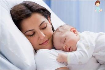 متى يتم إفرازات ما بعد الولادة - علم الأمراض؟