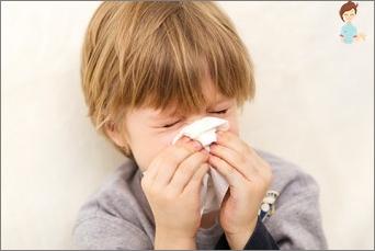 Wie und wie und wie Sie Ihre Nase an das Kind waschen: Schritt-für-Schritt-Anweisungen für junge Eltern