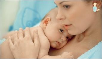 ماذا لو كان التورم بعد الولادة لا يمر؟