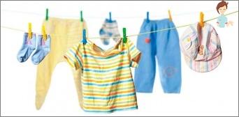 Wählen Sie ein Mittel zum Waschen von Kindern
