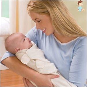 كيفية قماط الطفل وما إذا كنت تفعل ذلك؟