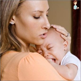 البكاء حديثي الولادة: ماذا يريد الطفل أن يقول
