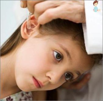 عندما تؤذي آذان الطفل: علاج التهاب الأذن الوسطى عند الأطفال