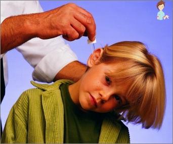 Otitis beim Kind: Was soll ich tun?