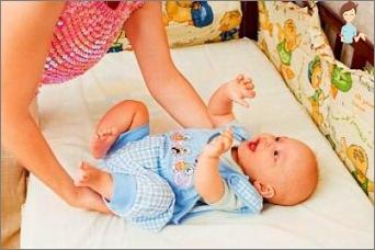 Warum die neugeborene Haut schüttelt