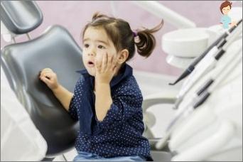 الفضة من الأسنان الألبان ضد التسوس